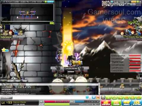 MapleStory BT 117.2B Cracked by Mofo21