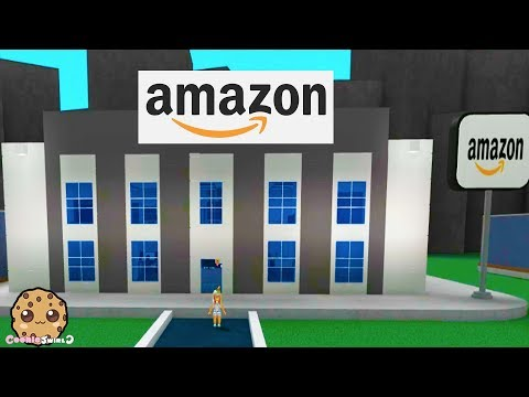 I Work At Amazon For A Day  Roblox Factory Tycoon  Game Let&39;s Play
