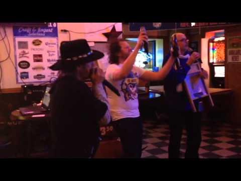 Blueberry Hill Randy karaoke