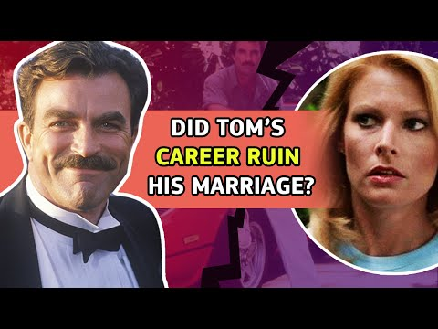 The Untold Truth About Tom Selleck's Marriage  ⭐OSSA