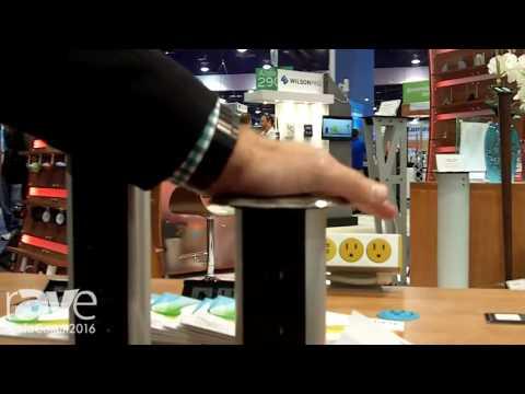 InfoComm 2016: Mockett Shows PCS77 Kitchen Grommet