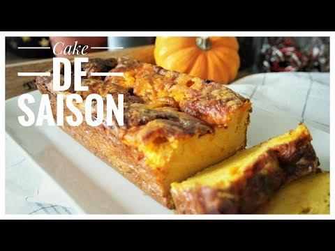 cake-au-potimarron-et-chÈvre- -facile-et-rapide