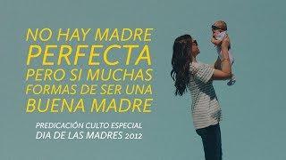 No Hay madre perfecta pero si muchas formas de ser una buena madre