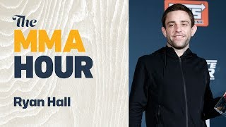 Ryan Hall Explains Long Layoff Before B.J. Penn Fight At UFC 232 | The MMA Hour