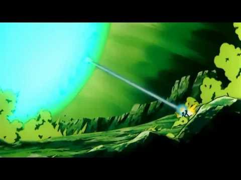 DragonballZ - Broly Vs Family Kamehameha