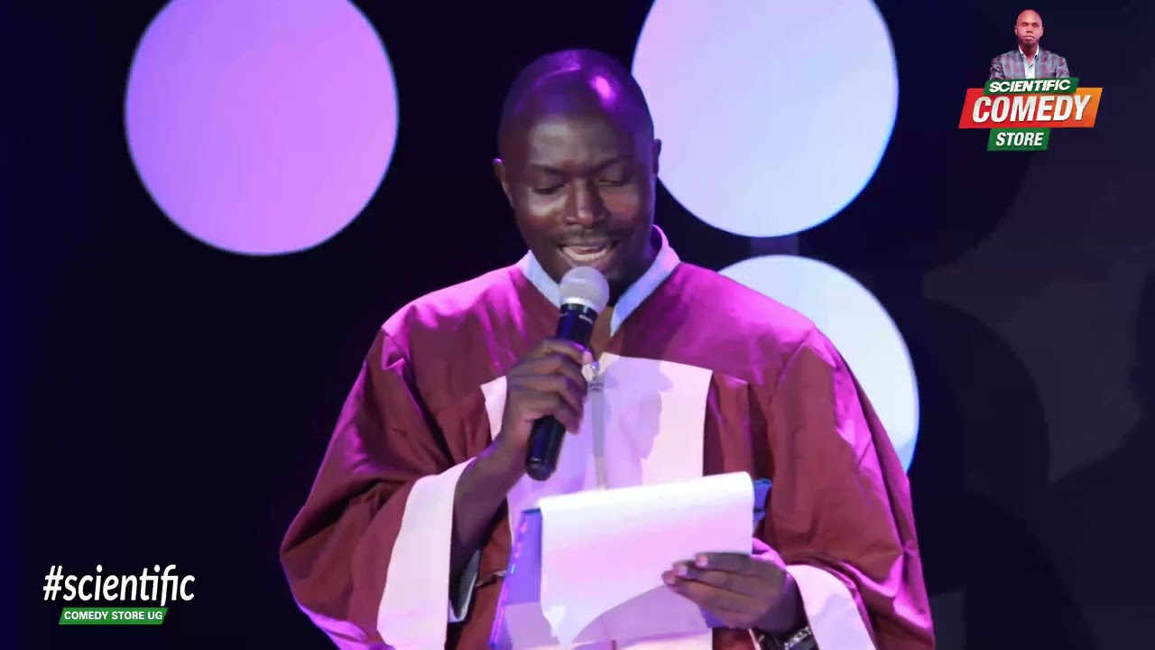 Comedy Store Uganda (Scientific) May 2021 - Bizonto