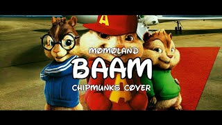 MOMOLAND - BAAM (Chipmunks Cover)