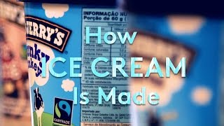 How Ben & Jerry's Ice Cream Is Made | How Stuff Is Made | Refinery29
