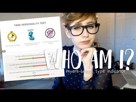 WHO AM I? | Myers-Briggs Type Indicator Test