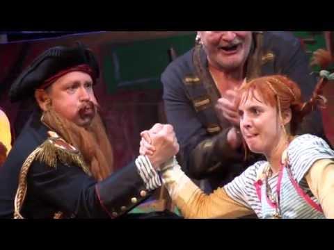 Pippi Langstrumpf am Staatstheater Cottbus - 3min