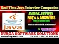 Java Interview Companion||Adv Java ||What do you understand by DDL and DML statements?
