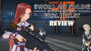 Sword Art Online: Fatal Bullet Complete Edition (Switch) Review (Video Game Video Review)