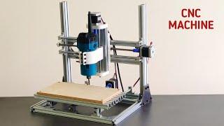 Making Mini CNC Machine || 3 Axis Milling Machine || CNC Engraving machine