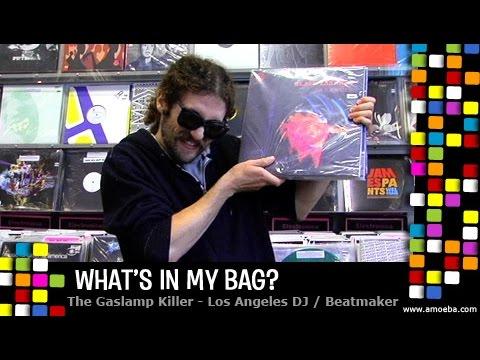Gaslamp Killer - What's In My Bag?