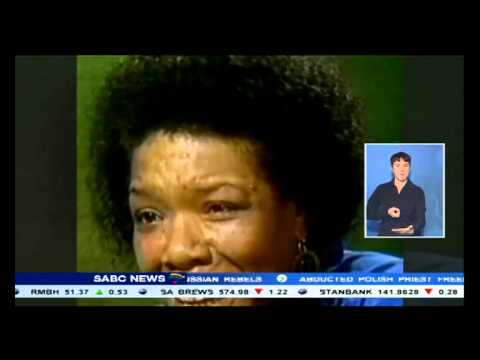 US author, poet Maya Angelou has died in North Carolina