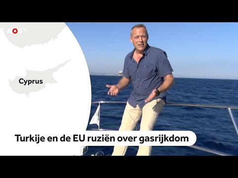 CYPRUS: EU en Turkije ruziën om gas bij Cyprus