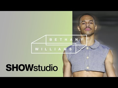 Bethany Williams: Can Fashion Have A Social Purpose? - Autumn / Winter 2020 Live Panel Discussion