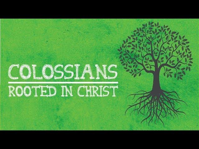 05/05/2019 Colossians 1:13 - 20,