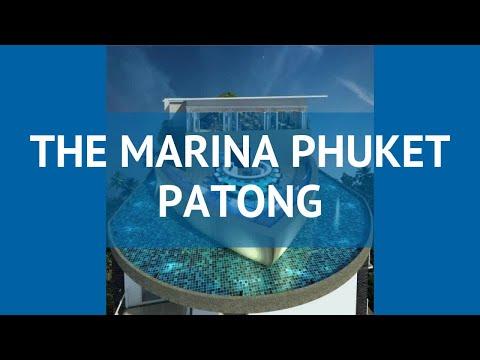 THE MARINA PHUKET PATONG 4 Таиланд Пхукет обзор – отель ЗЕ МАРИНА ПХУКЕТ ПАТОНГ 4 Пхукет видео обзор