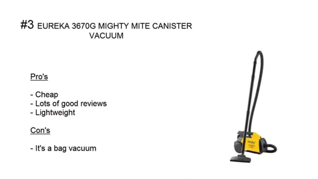 choose the best vacuum for tile floors
