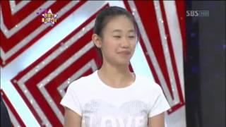 기네스 롤러소녀 우쒜! @놀라운 대회 스타킹 StarKing 20121006 Video