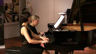 Maurice Ravel: Le Jardin féerique (Ma mère l'Oye) - Duo Barcarolle