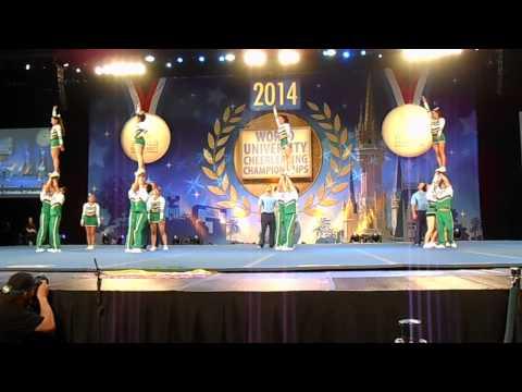 World University Cheerleading Championship - Universidad Nacional de Colombia