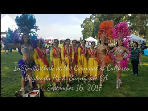 InSyncKathak at Carnival of Cultures - Glimpses