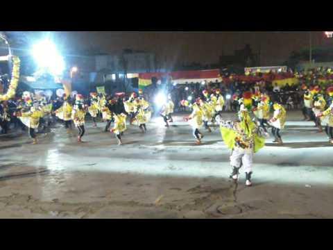 Presentación del Sudan Africa Corazón - Negreria de Huayllay en Lima