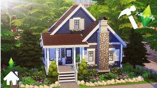 ⭐The Sims 4 Starter Houses Season 2 #8 || #thesims4 #speedbuild #nocc⭐
