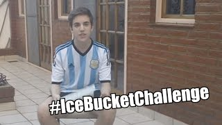 Ice Bucket Challenge por Fran