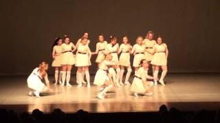 Dancecall - JK Tuleviku tantsutüdrukud - Koolitants 2013 pool-finaal - Mänguvõlu