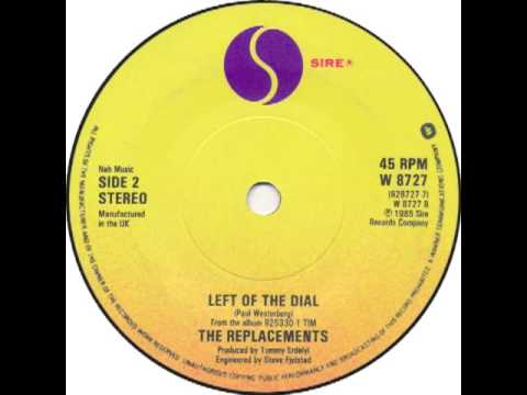 The Replacements Left Of The Dial