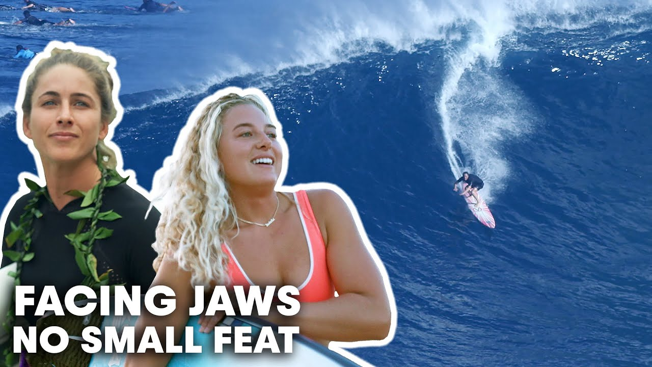 """""""NO SMALL FEAT"""" - THE JOURNEY TO JAWS"""