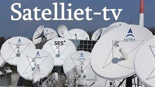Satelliet-tv, tv via de schotel @ Hilversum (2017)