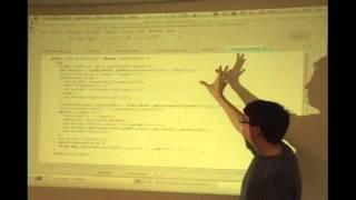 Evan Patton: Building Semantic Web Applications Using Java S