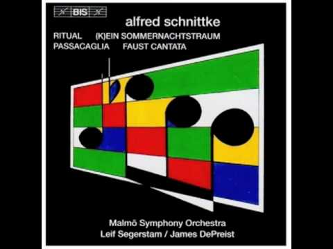 Schnittke - Faust Cantata: VII. Es geschah (It came to pass)