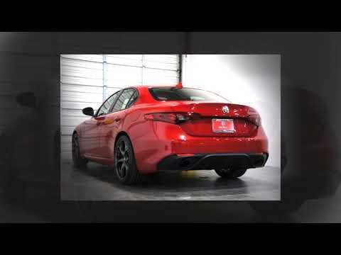 2019 Alfa Romeo Giulia Sport Youtube