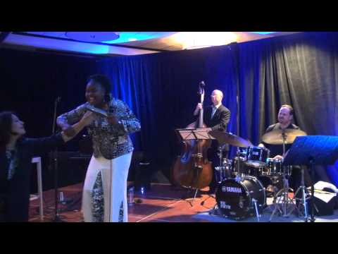 Jackie Jones at the Hyatt, New Brunswick, NJ pt. 2
