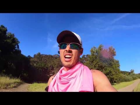 Ultra Training Vlog #2: Rancho San Antonio Half Marathon 2 (Back to Back Half Marathons)