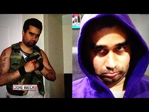 Man Kills Wife, Posts Pic Of Her Body On Facebook - Crime Watch Daily With Chris Hansen (Pt 2)
