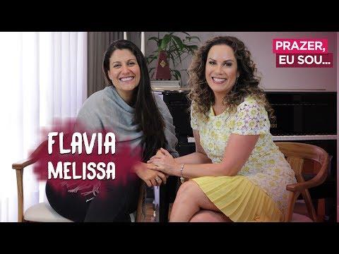 Meditação, Autoaceitação E O Sentido Da Vida Com Flavia Melissa / Prazer, Eu Sou!