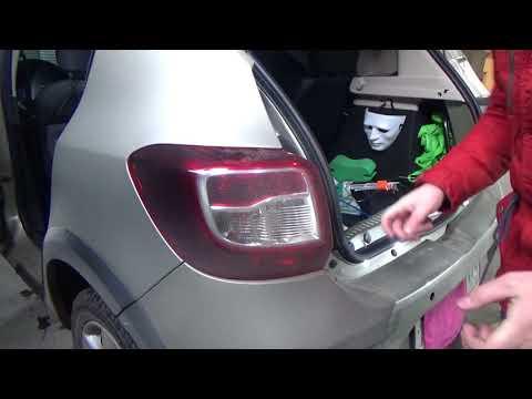 видео: renault sandero stepway. Установка парктроника самостоятельно