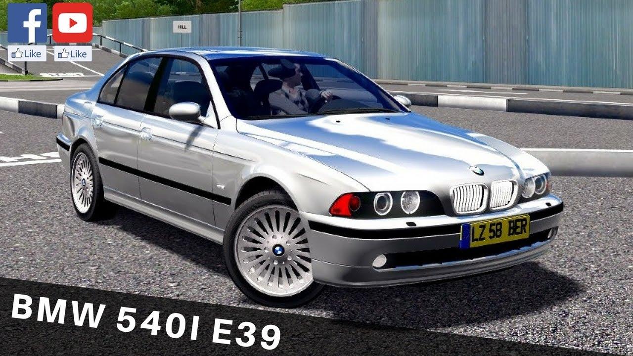 City Car Driving 1 5 2 1 5 3 Bmw 540i E39 Download Link