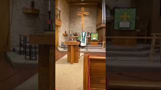 Traditional Worship (Partial Service) - Sunday, September 13, 2020
