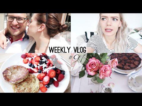 SNAPCHAT, ENTSCHULDIGUNG & FAMILIENZEIT | Weekly Vlog #91