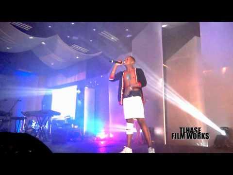 A.T.I - LIVE @ THE BOMU AWARDS 2012