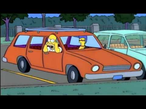 Homer Simpson - Nerd!!