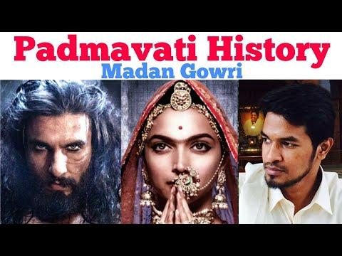 Padmavati History | Tamil | Madan Gowri | MG