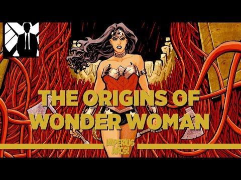 The Origins of Wonder Woman (with Agent Dorian) | Imperius Arcs